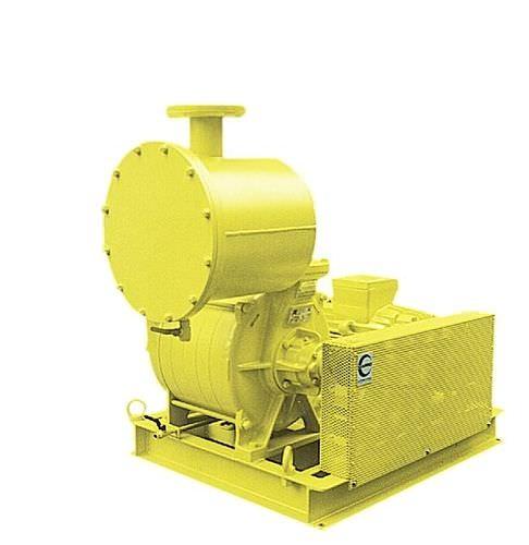 выдуватель для биогаза / центробежный / многоуровневый / взрывозащищенный
