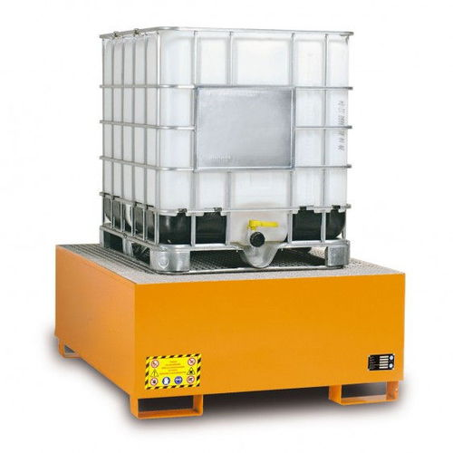 IBC-контейнер из стали