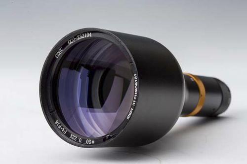 телецентрический объектив для камеры