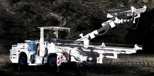 буровая установка для взрывных скважин