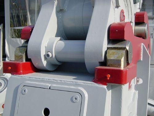 система быстрого соединения для гидравлического экскаватора