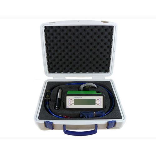 электромагнитный измеритель скорости течения