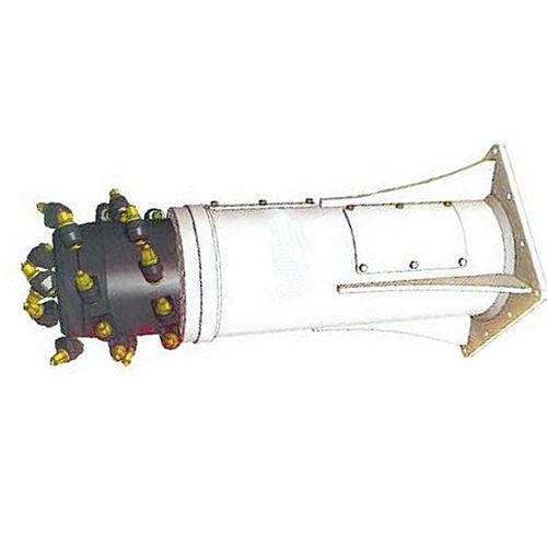 гидравлическая фреза для экскаватора