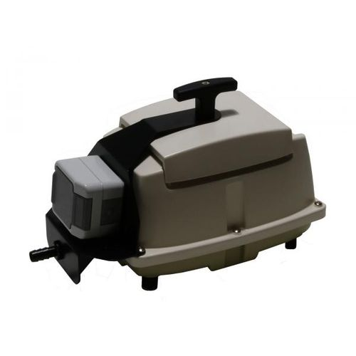 воздушный компрессор / переносной / с электродвигателем / малошумный