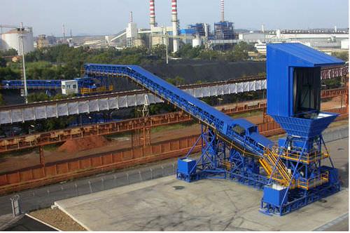 конвейеры для горнодобывающей промышленности