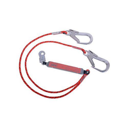 страховочная привязь с веревкой