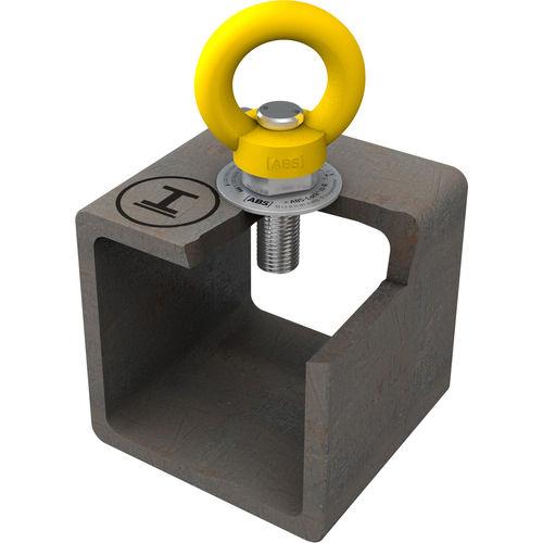 анкерное страховочное устройство из стали