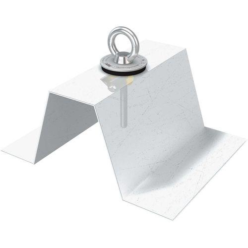 анкерное страховочное устройство из алюминия