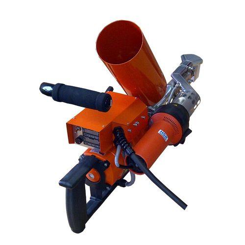 ручной экструдер с подачей впускного воздуха