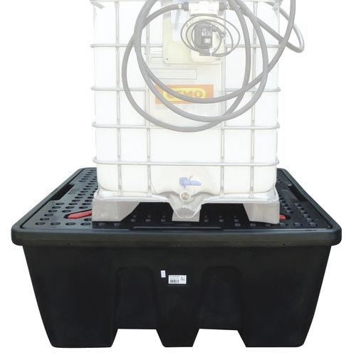 сборный бак для пластикового контейнера для перевозки жидкостей