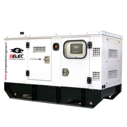 трехфазовая генераторная установка / монофазовая / дизельная / передвижная
