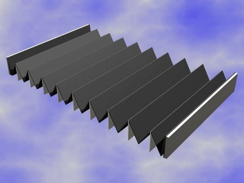 плоский защитный сильфон