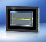 терминал с сенсорным экраном / встраиваемый / транспортный / 320 x 240