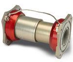 жесткий шланг для топлива / для трансфера / для использования в военных целях / для авиакосмического применения