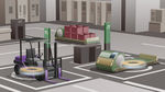 станция подзарядки для электрических транспортных средств