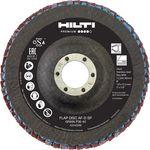 лепестковый шлифовальный диск для отделки