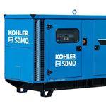 обшитая генераторная установка
