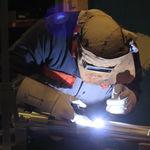 сварка MIG-MAG / сталь / нержавеющая сталь / для строительства