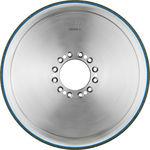 точильный круг для обработки поверхностей / цилиндрический / КНБ с керамическим связующим / для кулачкового вала