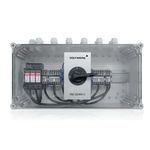 ротационный разъединитель-выключатель / для фотогальванического оборудования / постоянный ток / для солнечного ИБП