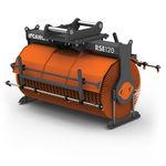 подметальная машина для гидравлического экскаватора