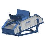 сепаратор магнитная плита / для отходов / для выборочной сортировки