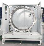 очистительная установка для деревообрабатывающей промышленности / высокое давление / экологичная