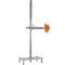 измеритель скорости течения с вертушкой для измерения расхода