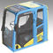 промежуточный экскаватор / гусеничный / Уровень 4 промежуточный / для строительной площадки