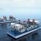 турбинная электростанцияSIEMENS Power Genereration