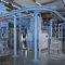 дробеструйный аппарат подвесного типа / для металла / из листового металла / с 2 турбинамиHTSWheelabrator