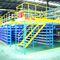 промышленный этажный стеллаж