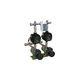 центробежный компрессор высокого давления / электронный / для воды / охлаждение водой