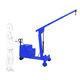 мобильный башенный кран / складной / с электроприводом / с регулируемой высотой