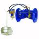 клапан с поплавком / с гидравлическим приводом / для контроля уровня / для воды