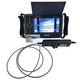 жесткий видеоэндоскоп / переносной / шарнирный / USB