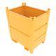 ящик из металла / транспортный / для порошка / штабелируемый