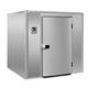 воздушный шоковый охладитель / для пищевой промышленности / быстрый / из нержавеющей стали
