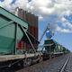 система загрузки для железнодорожных вагонов / автоматизированная / для грузовиков
