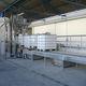 моечная линия для воды / путем опрыскивания / автоматическая / для перерабатывающей промышленности