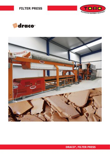 Filter Press Draco®