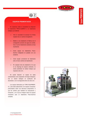 Skid-Mounted and Containerized Plants