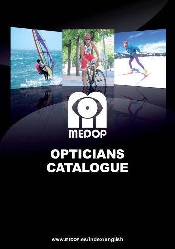 Opticians catalogue