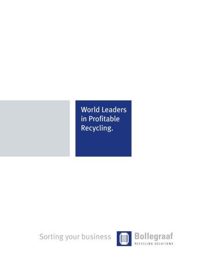 Corporate brochure Bollegraaf