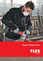 Range of Products 2017