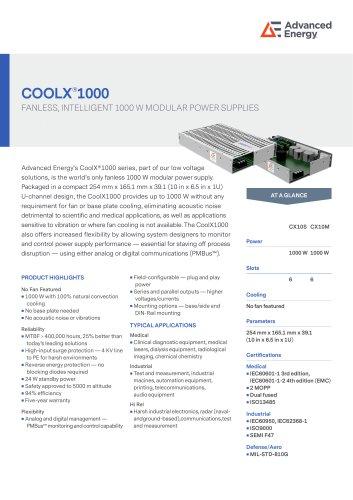 COOLX®1000