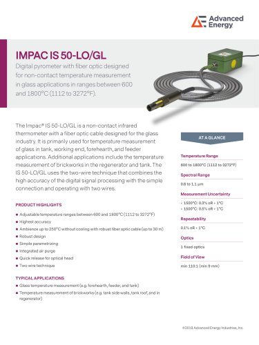IMPAC IS 50-LO/GL