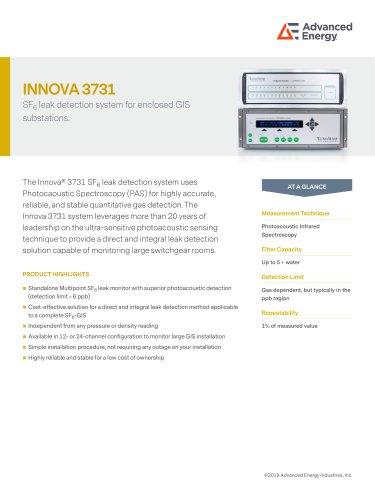 Innova 3731 Datasheet