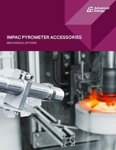 Mechanical Accessories for Impac Pyrometers