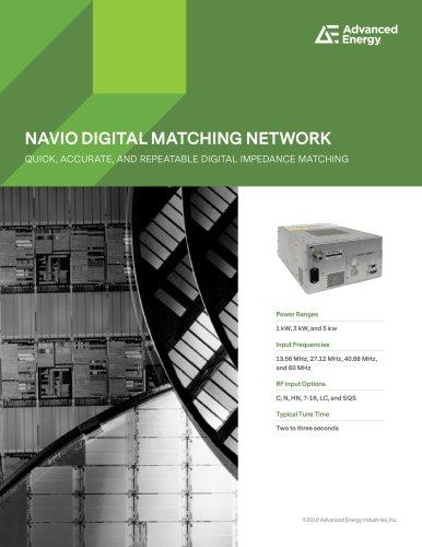NAVIO DIGITAL MATCHING NETWORK